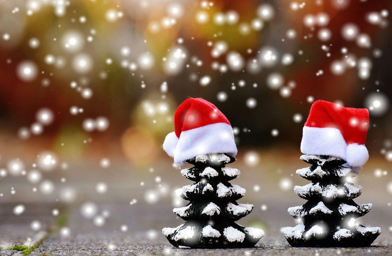 weihnachten und liebe